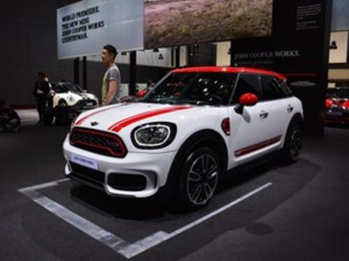 MINI JCW COUNTRYMAN 2.0T JOHN COOPER WORKS
