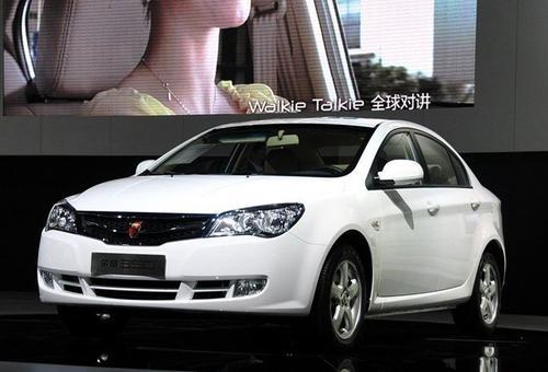 2014款 荣威350 1.5L 自动迅达版