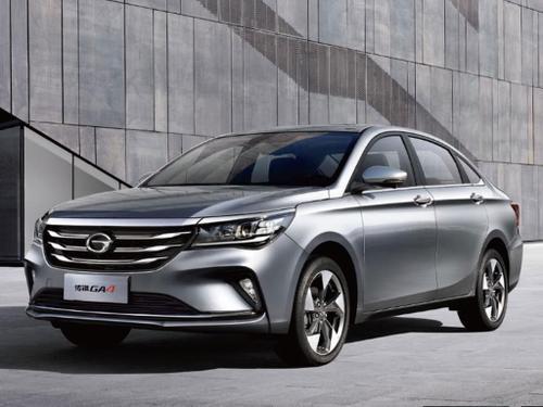 2018款 传祺GA4 200T 自动豪华版