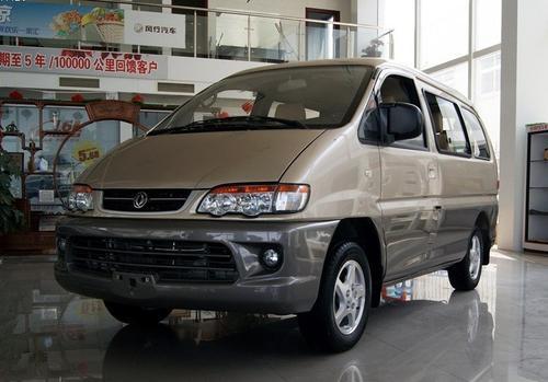 2014款 M5 QA 2.4L 7座长轴豪华型