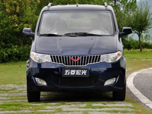 2010款 五菱宏光 1.4L 基本型