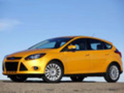 2012款 福克斯 三厢1.6L 自动尊贵型