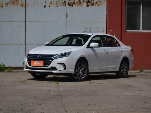 2019款 EV500 智联领享型