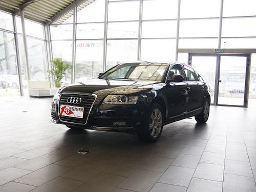 2010款 奥迪A6L 2.4 豪华型