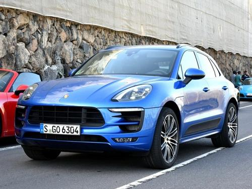 2017款 Macan Turbo 3.6T