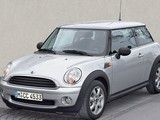 MINI 2007款  1.6L COOPER EXCITEMENT_高清图12