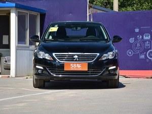 2018款标致408杭州报价 最高优惠3.2万