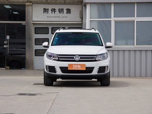 2016款途观杭州报价  降价优惠2.40万元