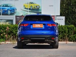 捷豹F-PACE平价销售48.98万起 店内现车
