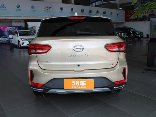 广汽传祺传祺GS4车身外观