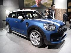 2017款 MINI COUNTRYMAN 2.0T COOPER S ALL4