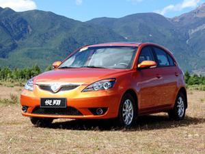 2010款 悦翔 两厢1.5AT 舒适型
