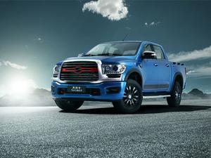 2020款 领主 2.4T商用版汽油国VI四驱手动标准型标双4K22D4