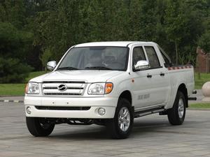 2017款 小老虎 2.8T柴油国V舒适型大双排CA4D28C5-1B