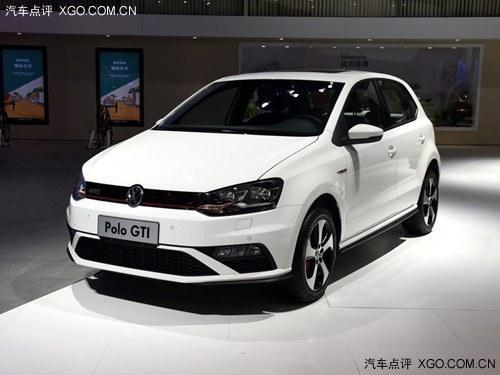 2016款 POLO 1.6L Cross POLO 自动